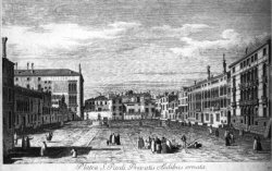 [historic image of Campo San Polo]